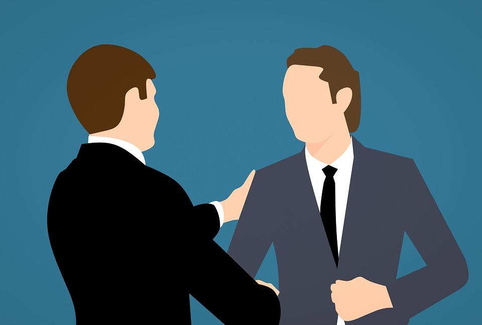 Ways to talk to employees