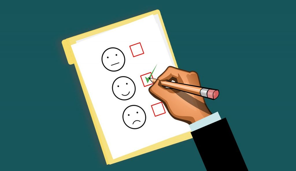 dealing with unhappy customers