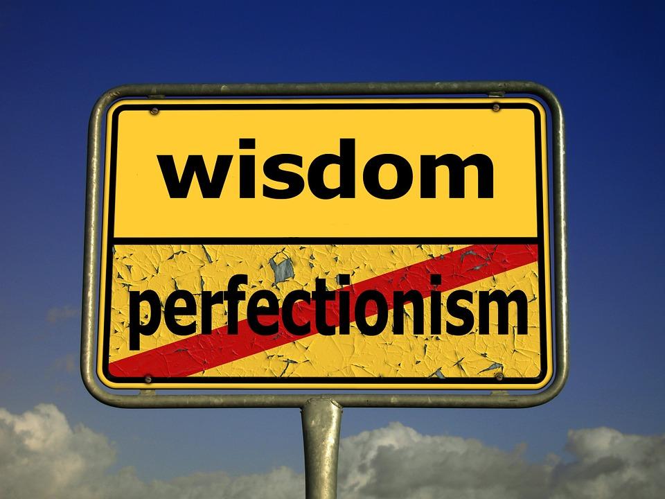 Perfectionism reason