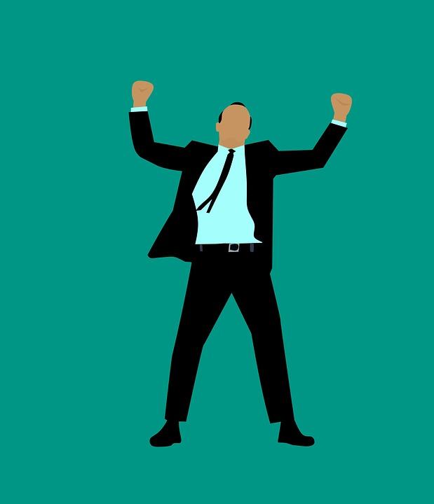 A successful businessman