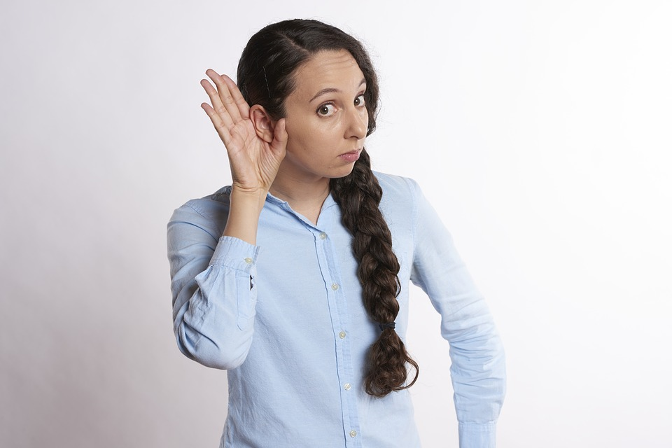 Hearing senses