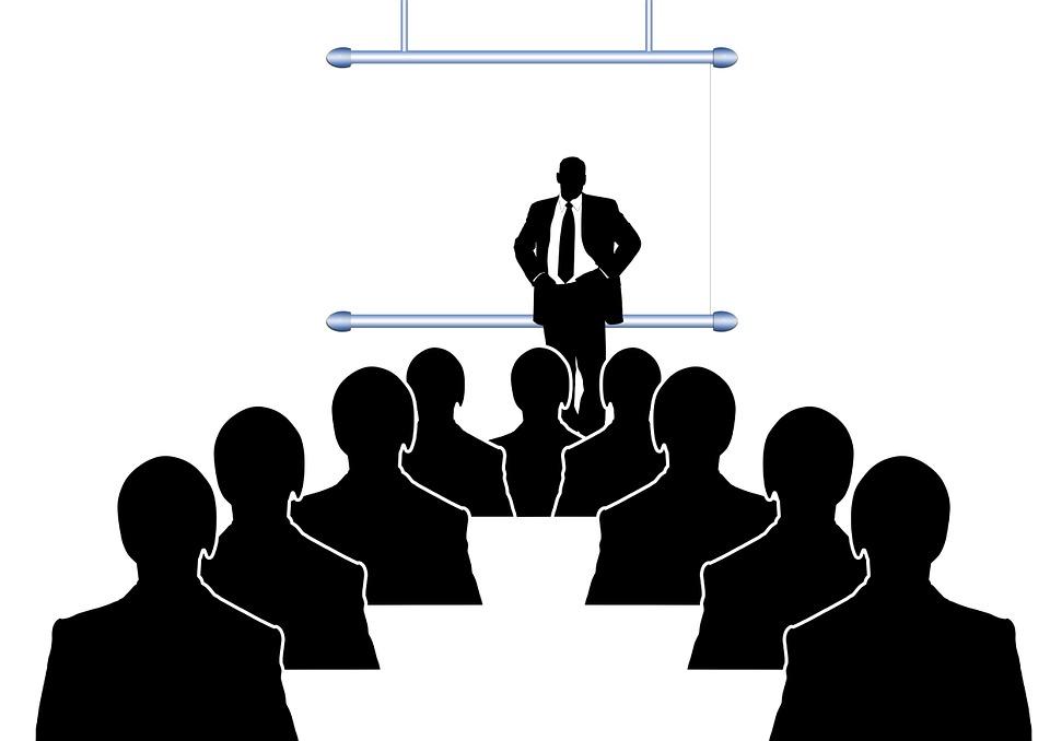 common presentation questions