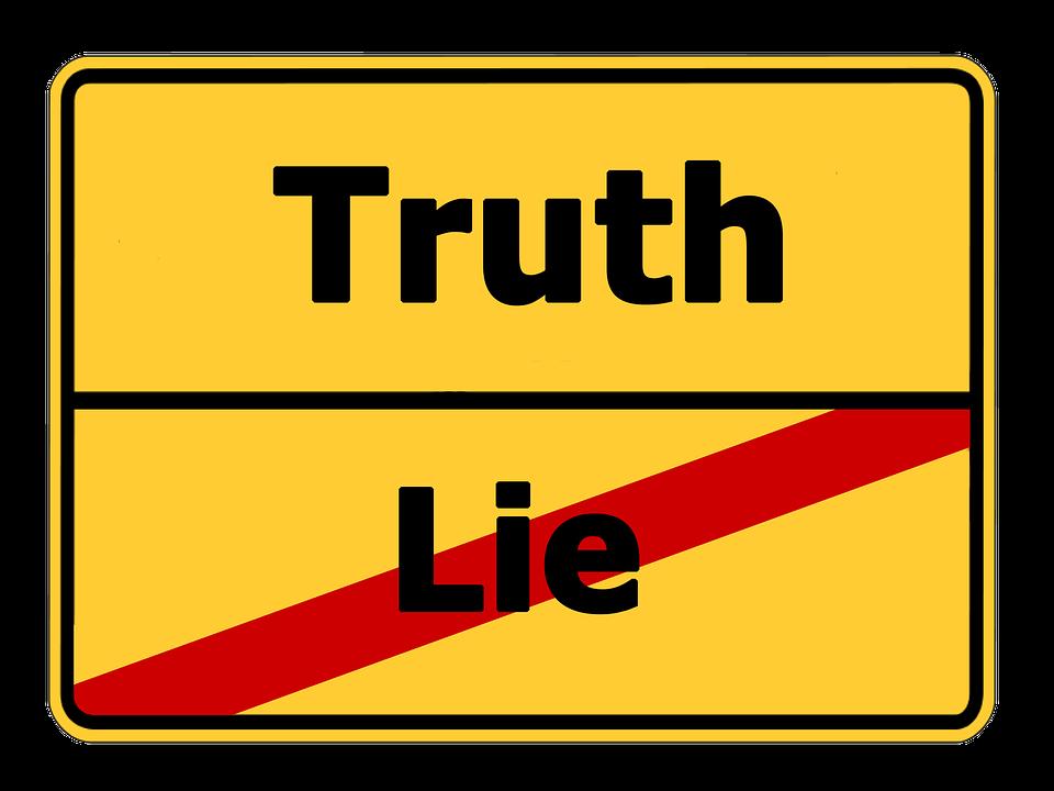 Truth or lie?