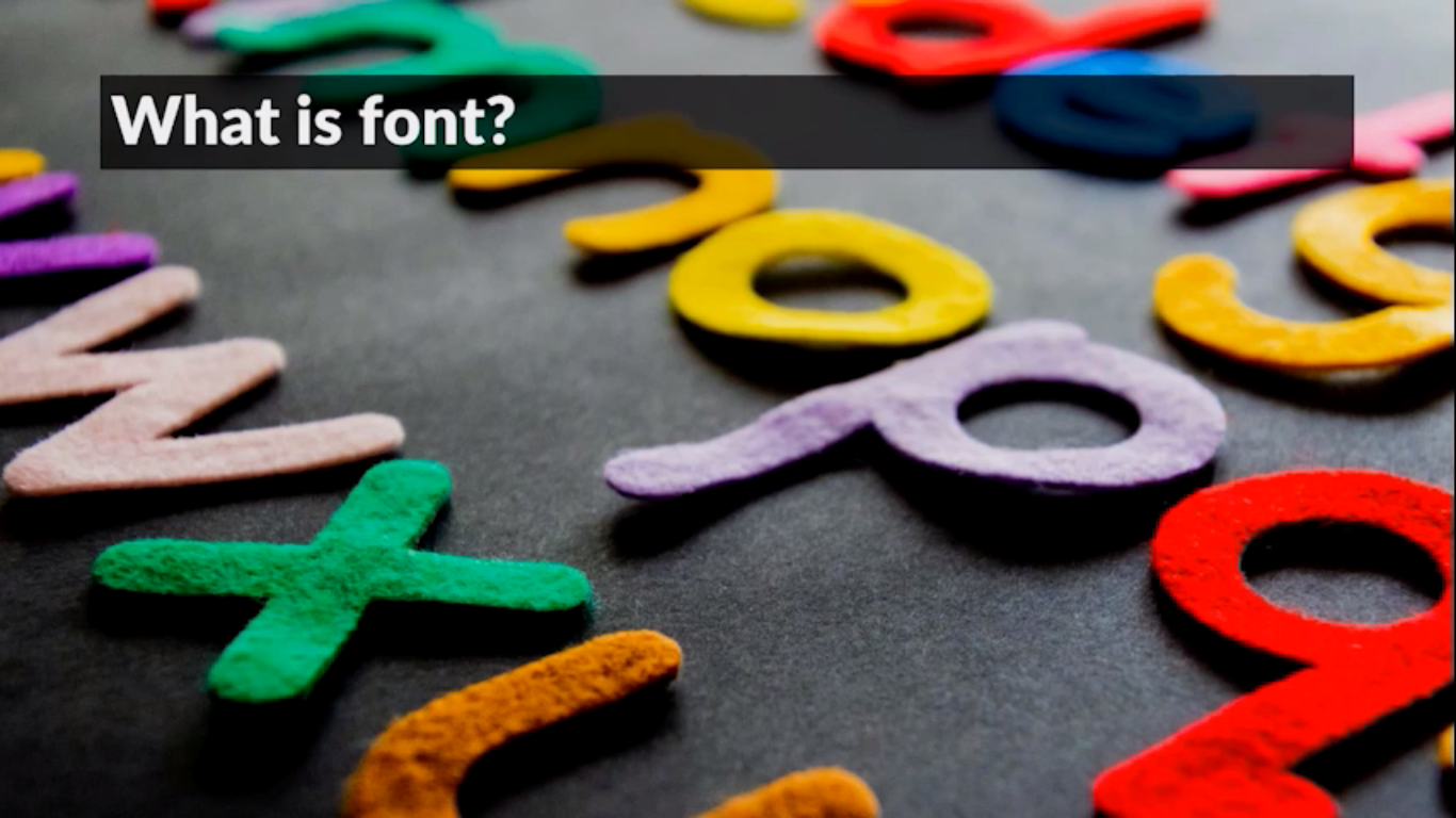 Simple, guide: How to embed fonts in PowerPoint