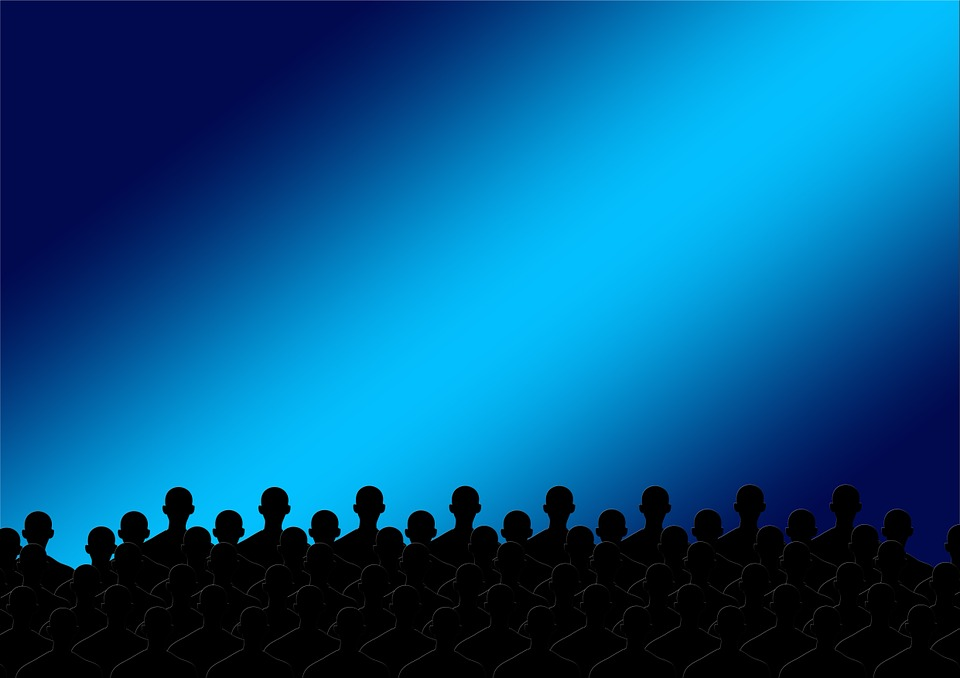 Attract the audience-doers